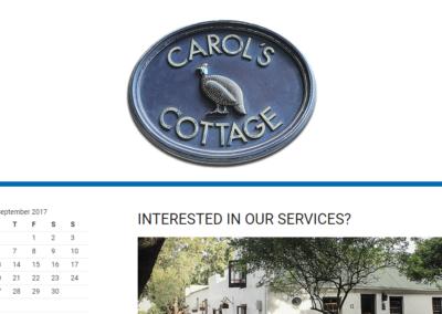 carollscottages.co.za