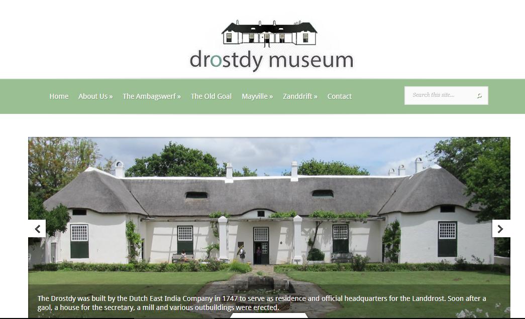 drostdymuseum.com