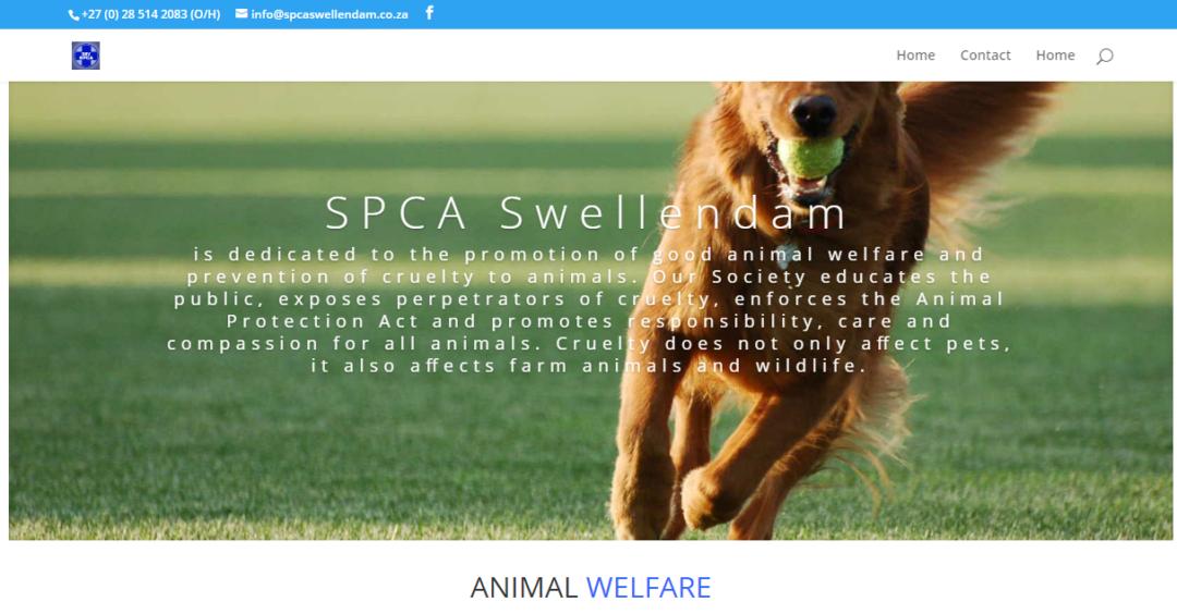 spcaswellendam.co.za